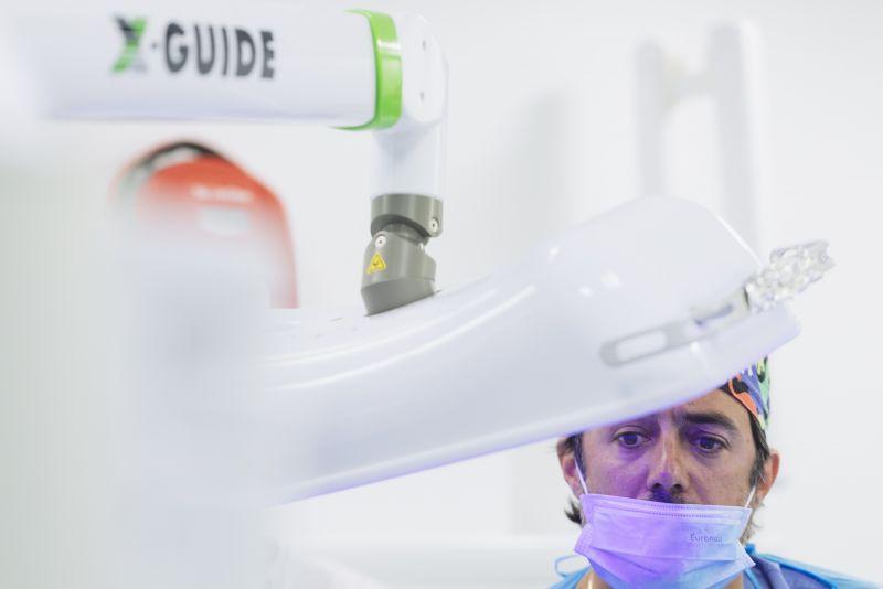 X-GUIDE SYSTEM Clinica dental en Las Palmas