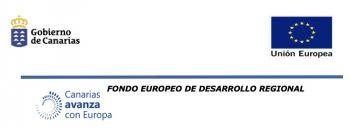 logo gobierno de canarias y union europea