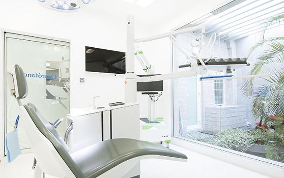 Quirofano clínica odontológica Las Palmas