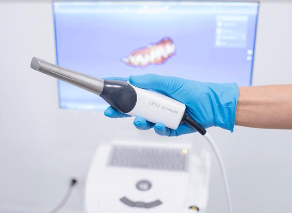 imagen de una aparato dental