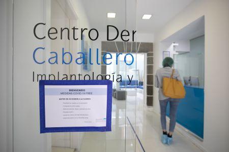Reapertura clínica dental Las Palmas