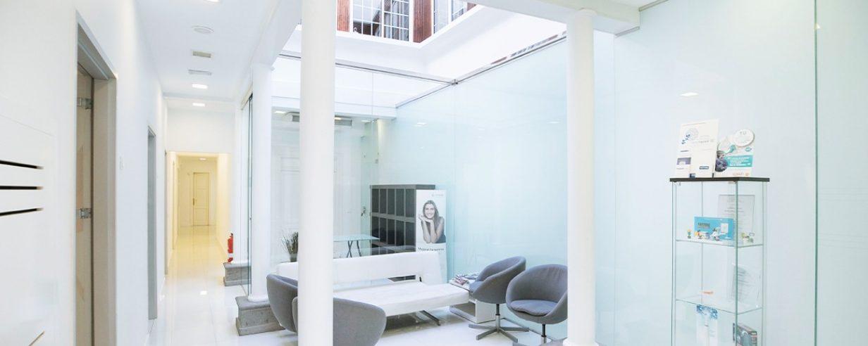 area de pacientes Clinica dental en Las Palmas